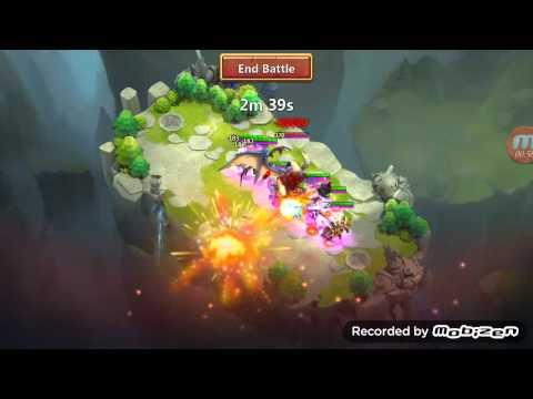 Castle Clash Beat Deflect Demon