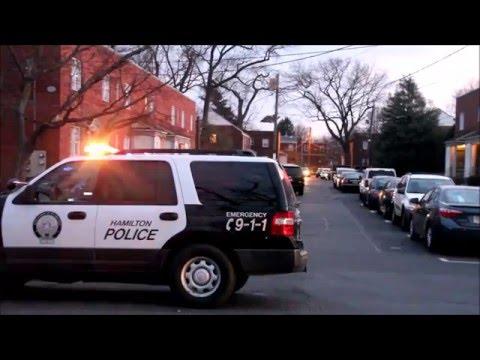 Hamilton Greenwood Village Apartments shooting