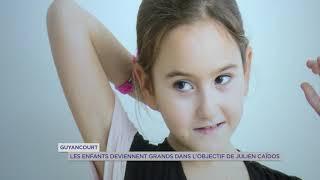 Yvelines | Guyancourt : Les enfants deviennent grands dans l'objectif de Julien Caïdos