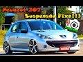 Peugeot 207 aro 17 + Suspensão Fixa ( Especial de Natal ) Estúdio Wcar