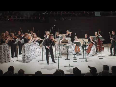 Vivaldi: Winter (Dmitry Sinkovsky, Helsinki Baroque Orchestra)