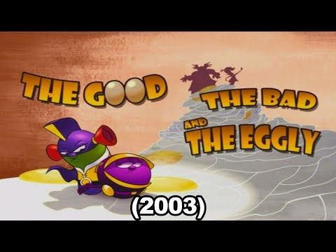 The Good, The Bad, and The Eggly: LarryBoy Cartoon Adventures (2003) (CN Cartoon Adventures)