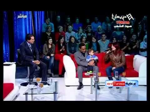 Samir Loussif زوجة سمير لوصيف تغني في التلفزة