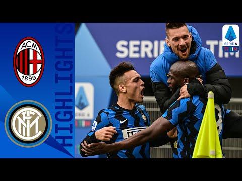 Milan 0-3 Inter | Il Derby Della Madonnina è nerazzurro | Serie A TIM