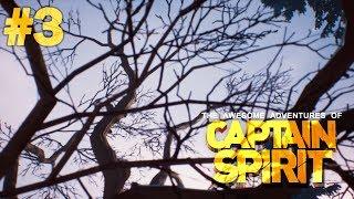 ПОКИНУТЫЙ ГЕРОЙ 🧸 The Awesome Adventures of Captain Spirit #3