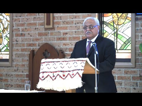 Malanga Huufi 'o e Siasi TOUTAI OLA, Dee Why 28/08/2016 - Rev. Dr. Siotame Havea