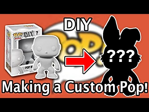 Making ANOTHER Custom DIY Pop Figure! #5