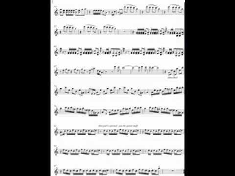 Smooth Criminal sheet music!! David Garrett violin READ DISCRIPTION