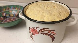 Слоеное дрожжевое тесто | Быстрый рецепт приготовления