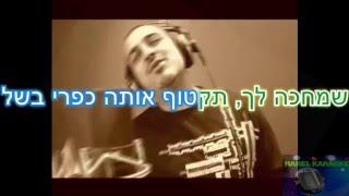 מכתב לאחי קליפ קריוקי - Harel Karaoke
