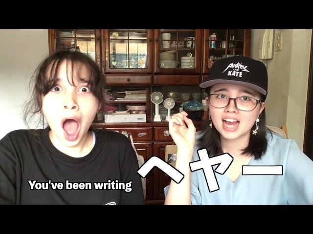 My Sister's crazy Sketchbook! 妹のスケッチブックがカオス!