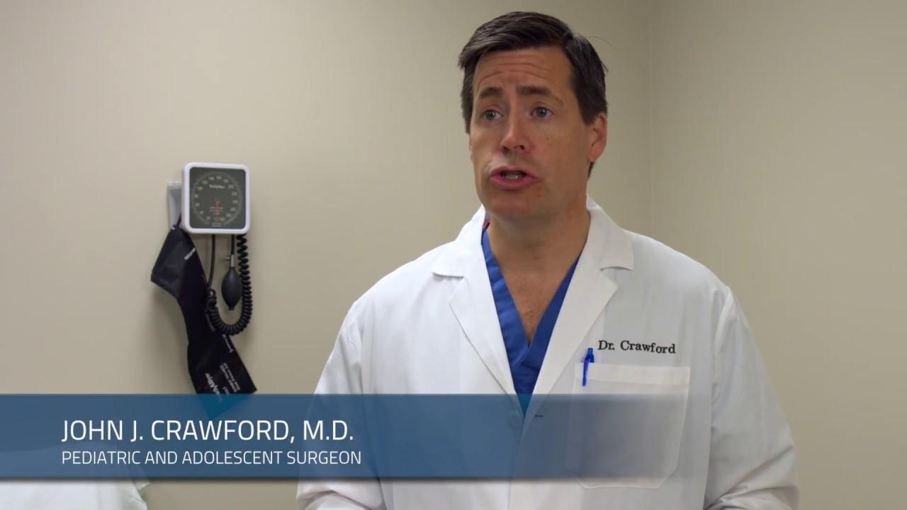 John Jay Crawford, M D , Pediatric Orthopaedics Knoxville