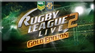 Rugby League Live 2 Gold - Android Gameplay HD