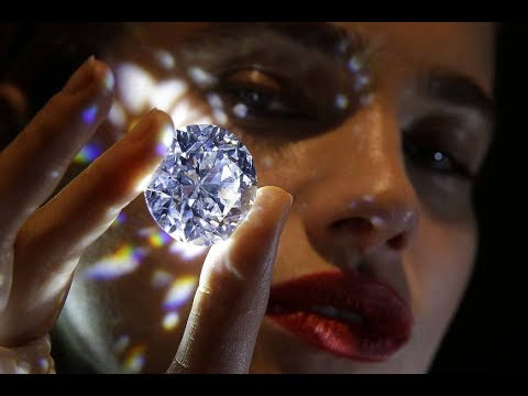 A EXTREMELY RARE 102-Carat White Diamond is Now for Sale