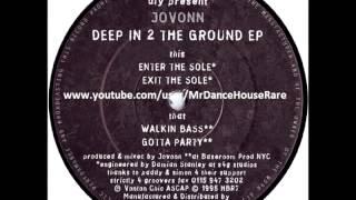 Jovonn - Enter The Sole (1995)