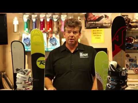 Demo Ski Package