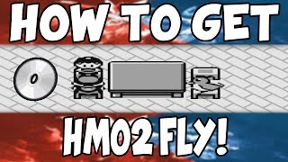 How to get HM02 Fly on Pokemon Red/Blue!