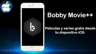 BobbyMovie++ Películas Gratis en iOS