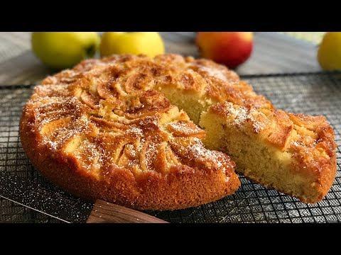 gâteau-moelleux-aux-pommes-et-noix-de-coco,un-pur-délice