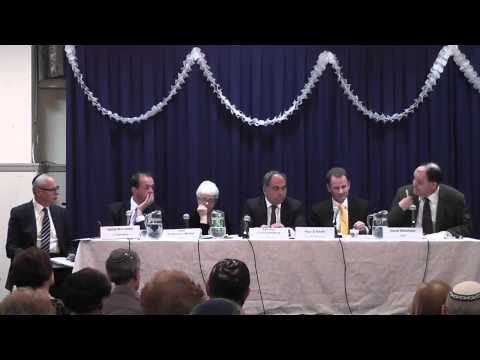 Enfield Southgate Parliamentary Hustings 15 April 2015 at CNSS