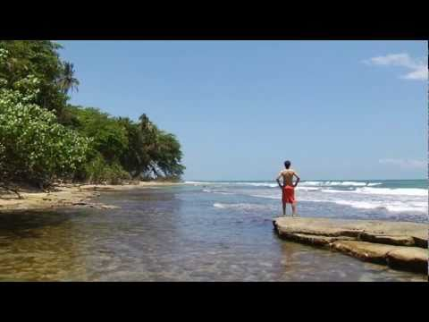 playa chiquita puerto viejo costa rica youtube. Black Bedroom Furniture Sets. Home Design Ideas