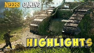 Battlefield 1 HIGHLIGHTS and FUNNY MOMENTS