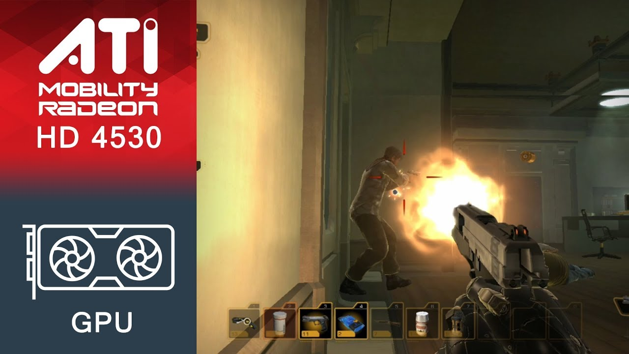 Minecraft gameplay ati mobility radeon hd 4530 youtube.