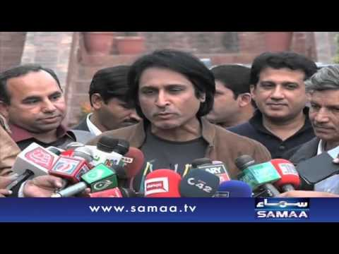 Ramiz Raja Vs Mohammad Aamir - News package - 11 Dec 2015