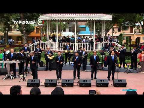 """LOS CARIBEÑOS DE GUADALUPE """"DOMINGOS DE FIESTA"""" TV PERU 26 JULIO 2015 (COMPLETO)"""