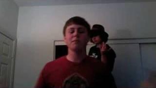 Nick and Evan sing Krypotonite