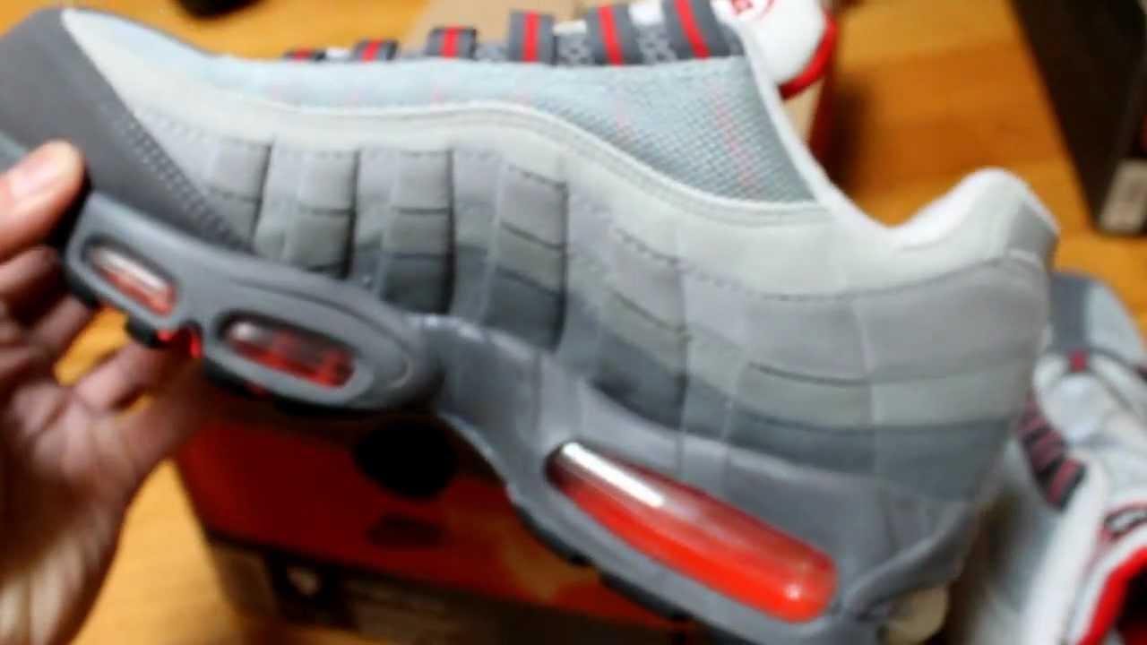 0b0ca8ef21f21f Vintage 1999 Nike Air Max 95 Pick Up - YouTube