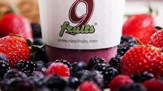 9 Fruits - Fresh Fruit Smoothies