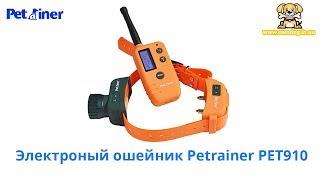 Шоковый ошейник  с Бипером для охотничьих собак Petrainet PET910