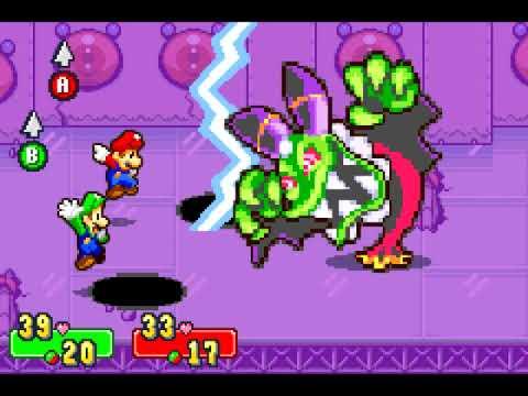 Mario and Luigi Superstar Saga Cackletta Battle Remix