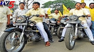 Nama - Tummala: Election Campaigning In Khammam district