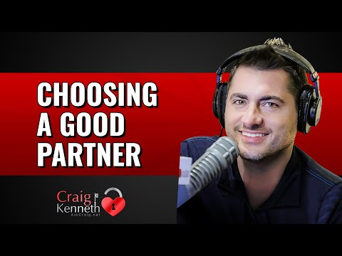 Choosing A Good Partner