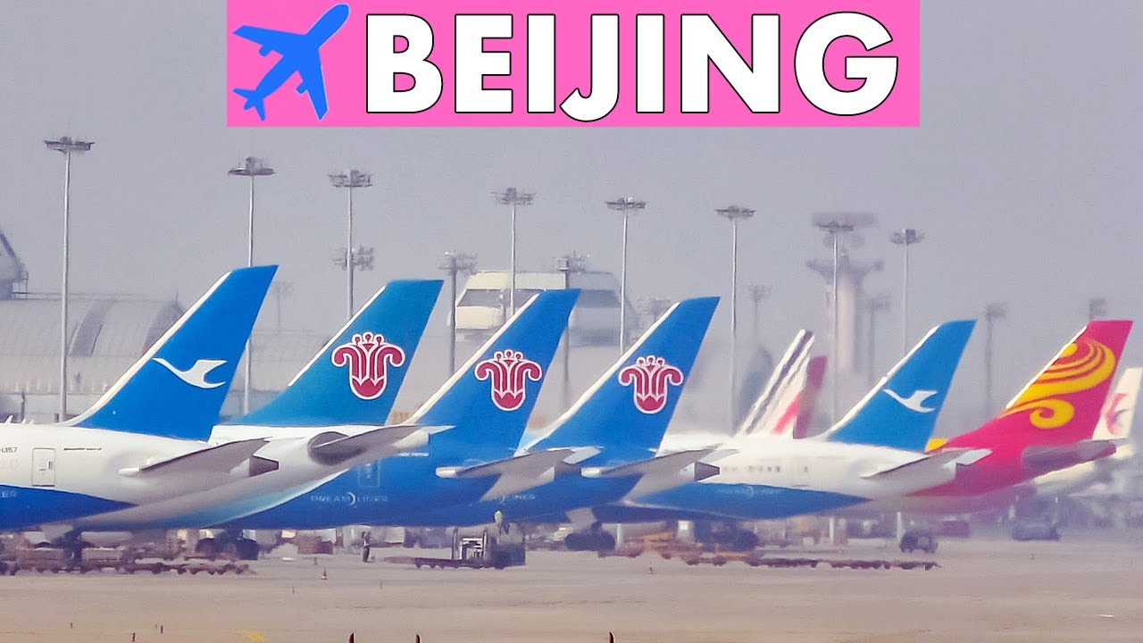 Download Our Final Plane Spotting visit to BEIJING AIRPORT - 30Mins