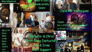 Best Gong Meditation Ever Part II A thank you to all of you that supported me on my journey.