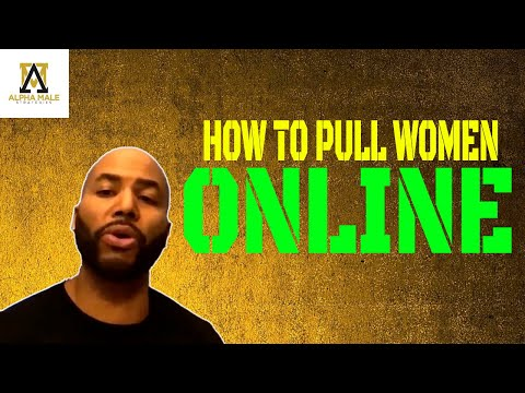 How to pull hot women with online dating