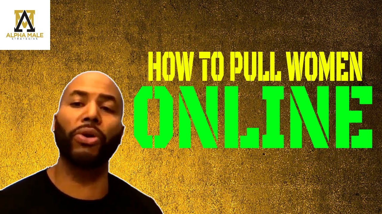 How to pull online dating