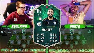 FIFA 20: SHAPESHIFTERS MAHREZ Squad Builder Battle 🔥🔥 Realfifa vs Paatofifa !!