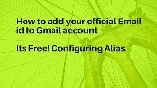 G suite e-mail alias, meerdere gebruikers en | of het maken van meerdere gmail-alias
