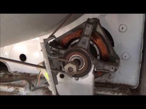 Kenmore dryer not tumbling. Replacing the belt. Easy fix.