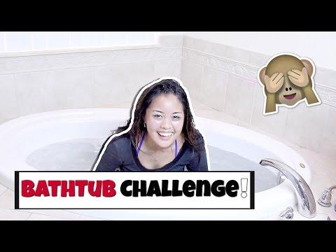 SINGING in the Bath Tub.