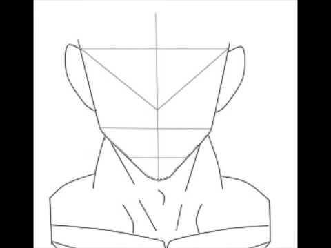 aprenda a como desenhar o goku youtube