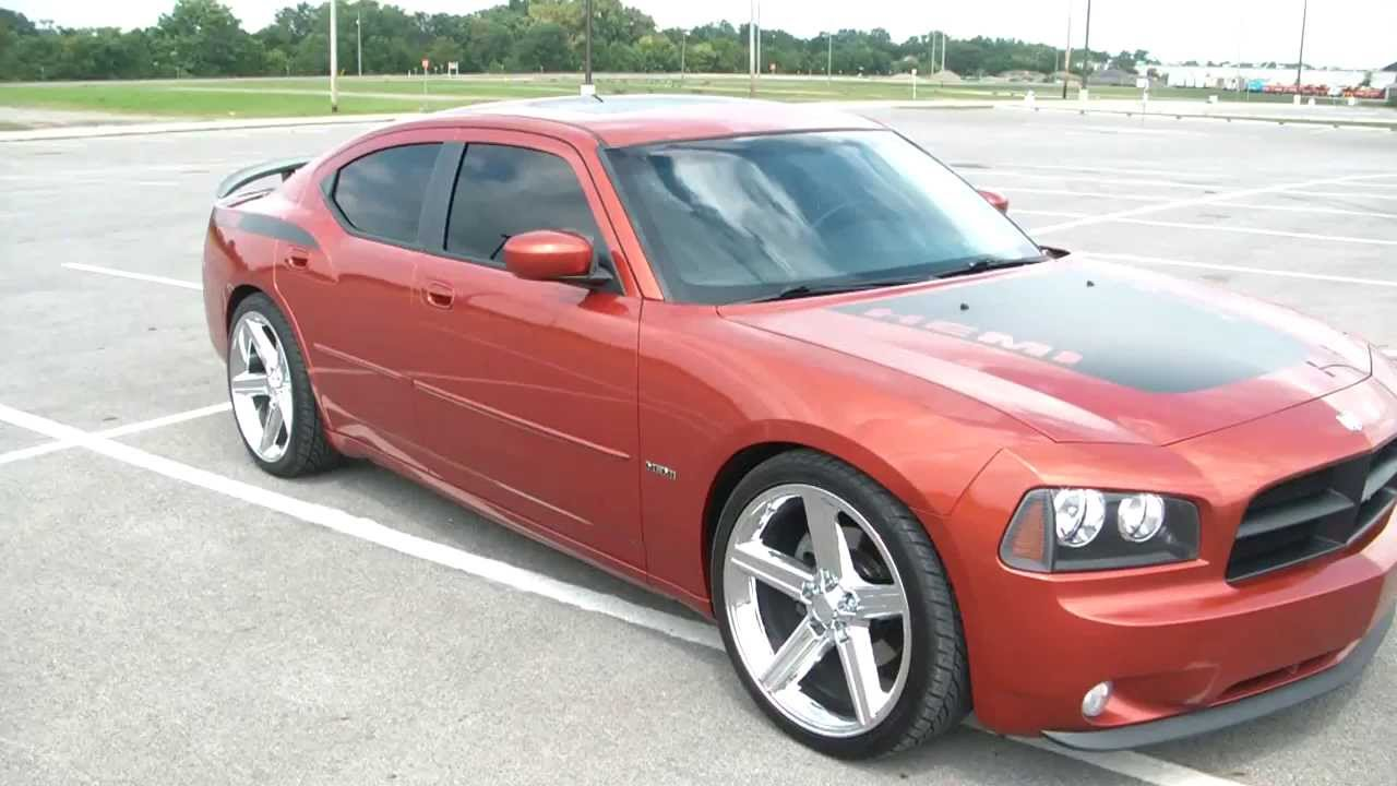 2006 Dodge Charger Daytona Gomango 22 Quot Iroc S Re Sxx