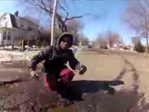 Potholes rap song