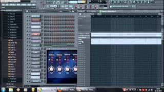 8 Ball   Hands in the Air Freezy beatz instrumental remake)