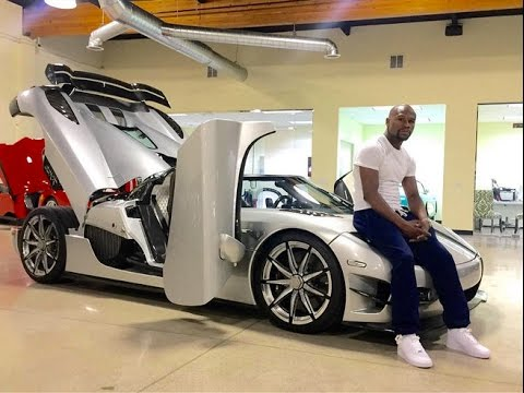 Top 10 Most Expensive Cars Owned By Celebs Youtube
