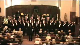 Pontypridd Male Choir   Where shall I be?